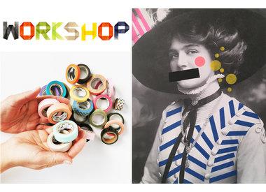 Workshop washi tape pakket