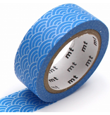 MT washi tape deco Seigaihamon tsuyukusa