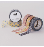 MT washi tape Les Olivades Vidanto
