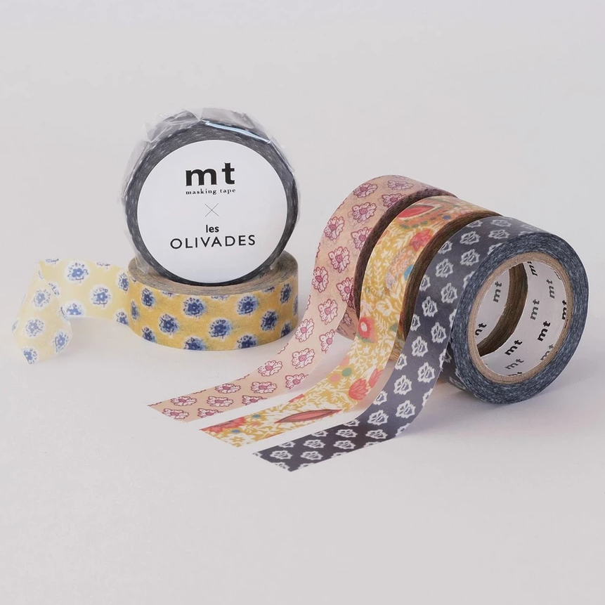 MT washi tape Les Olivades Fruchie