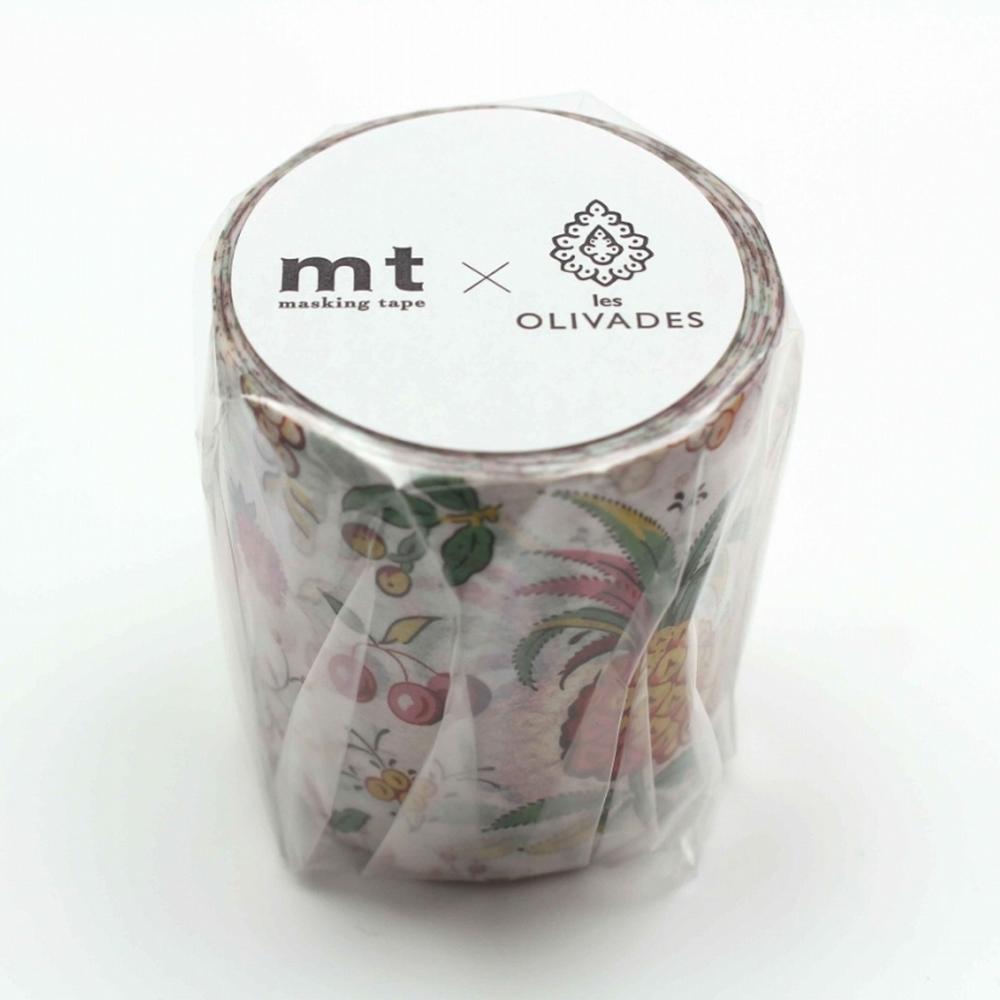 MT washi tape Les Olivades Fruchie