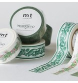 MT washi tape William Morris Orange border
