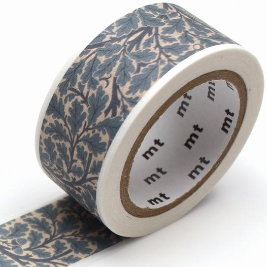MT washi tape William Morris Oaktree