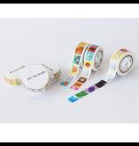 MT washi tape kids string art