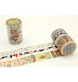 MT  MT washi tape Kerstset 7