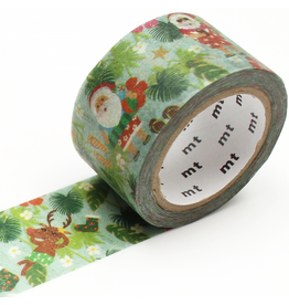 MT  MT washi tape Southern Santa