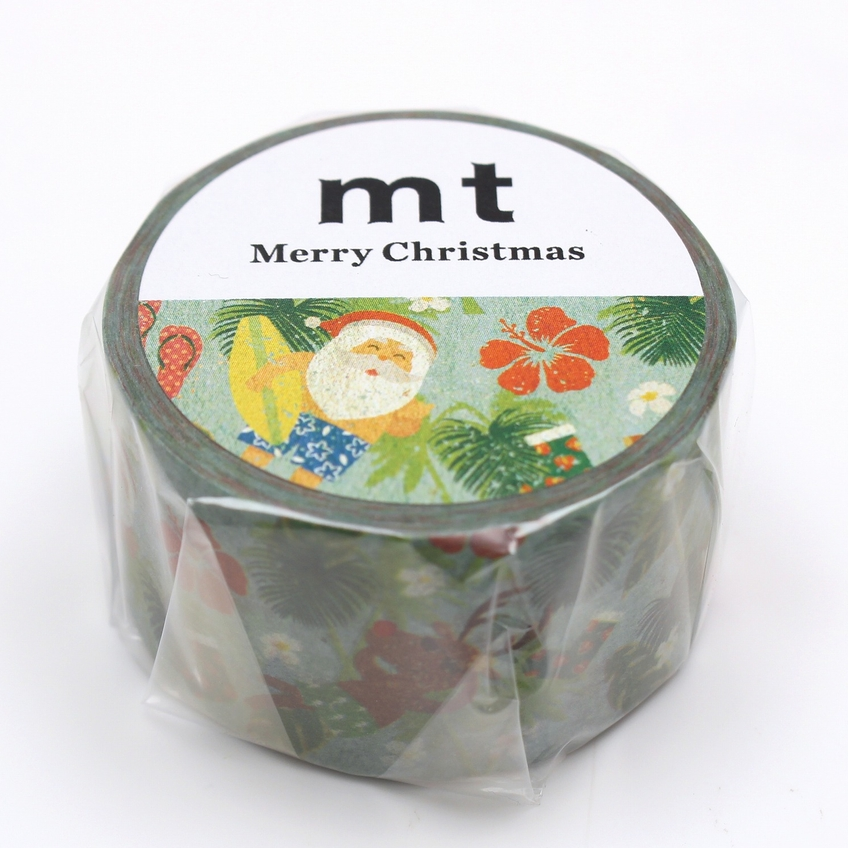 MT washi tape Southern Santa