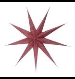 Kerstster soft pink