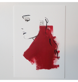 Tessa M. de Graaf Kunstkaart Aries