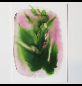 Tessa M. de Graaf Kunstkaart Fern