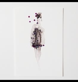 Tessa M. de Graaf Kunstkaart Armani