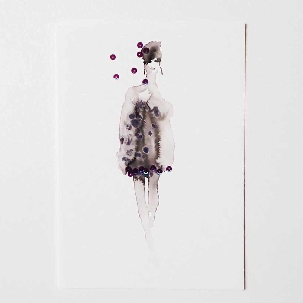 Kunstkaart Armani