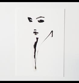 Tessa M. de Graaf Kunstkaart Gaze