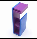 MT washi tape cutter 2tone cobalt x grape