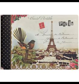Gwenaëlle Trolez Créations Geïllustreerd notebook Bonjour Paris