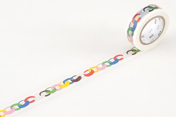 MT washi tape ex Ring vivid
