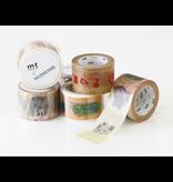 MT washi tape ex encyclopedia solar system