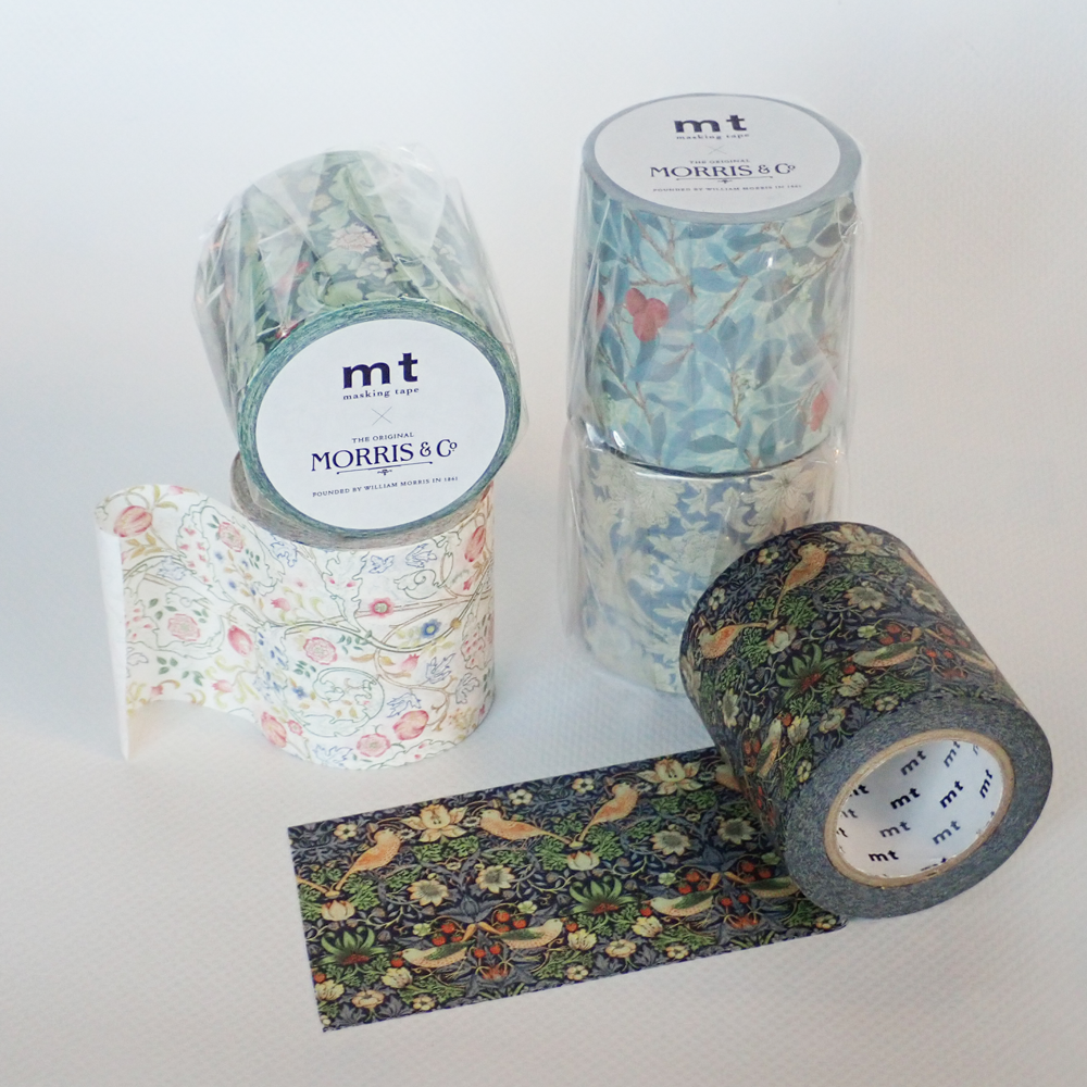MT washi tape William Morris Arbutus
