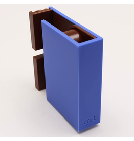 MT  MT washi tape cutter Twins blue x brown