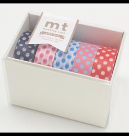 MT  MT washi tape giftbox Pop