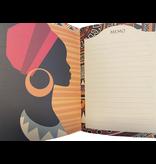 Geïllustreerd schrift Hello Africa