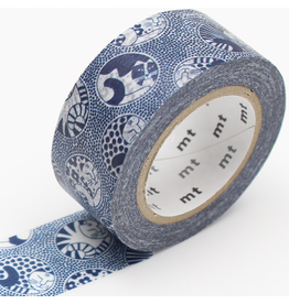 MT  MT washi tape ex Five cats