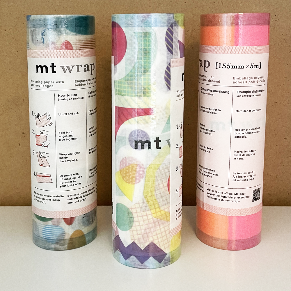 MT washi wrap Cloth texture cutting paper