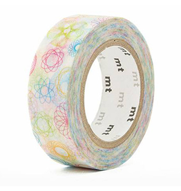 MT washi tape ex Spirograph