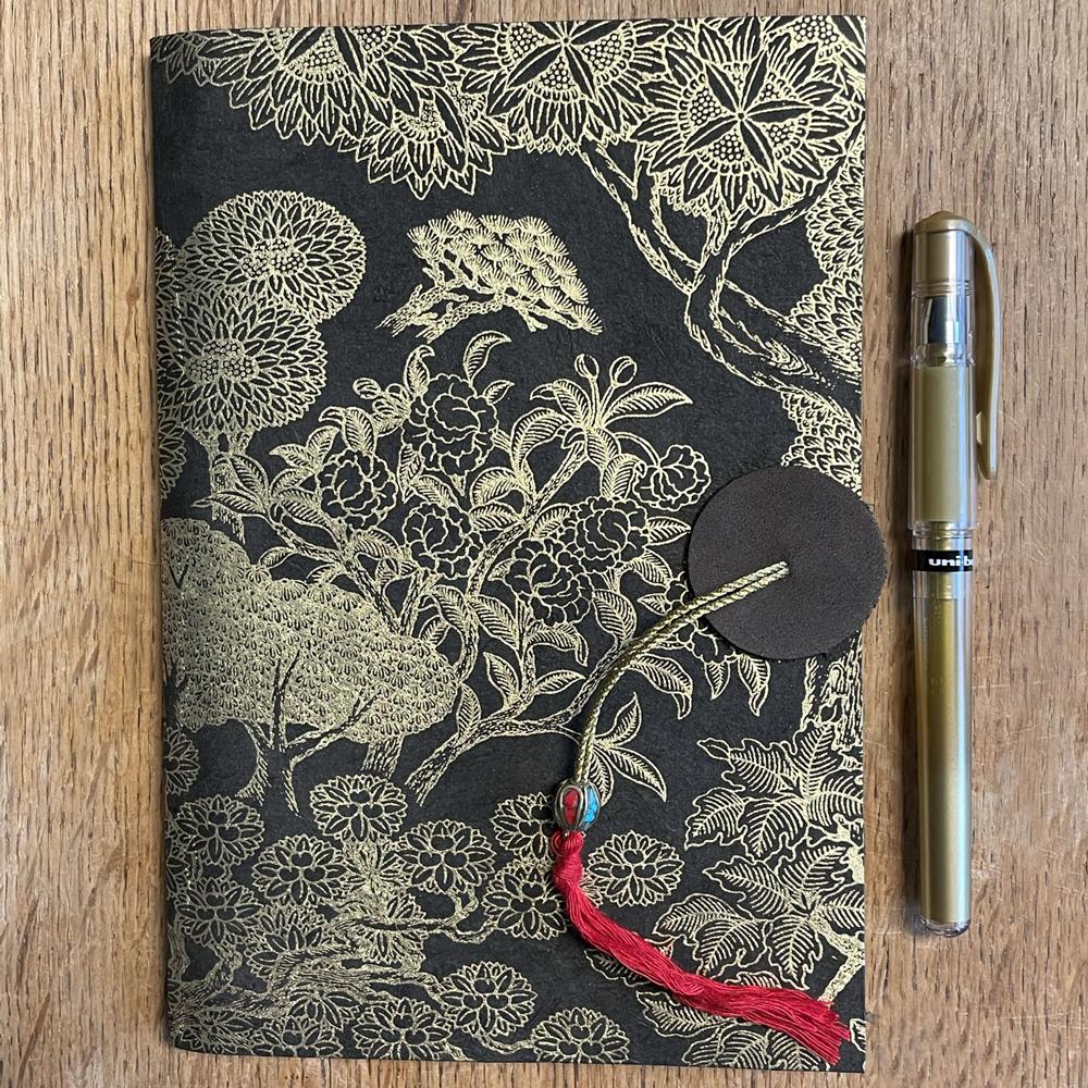 Lamali Kham Journal bois de l'or
