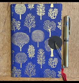 Lamali Lamali Kham Journal bleu de l'or