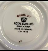 Vintage theekop en schotel Royal