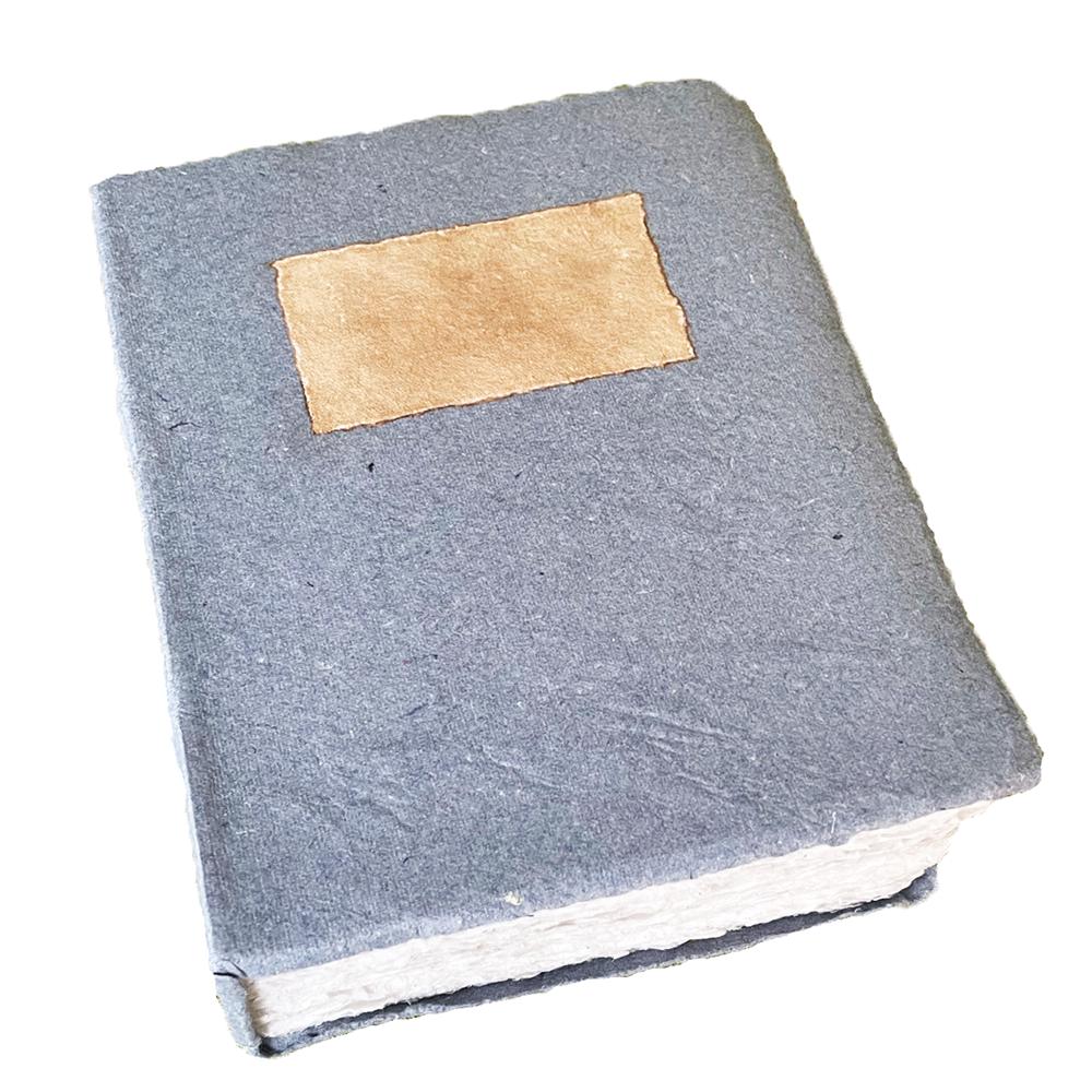 Lamali Biblio Bleu Lavé