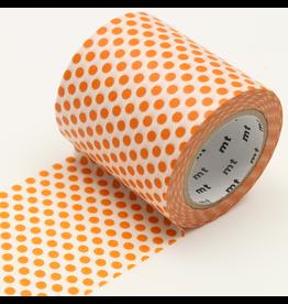 MT  MT washi tape casa Dot mandarin 50 mm