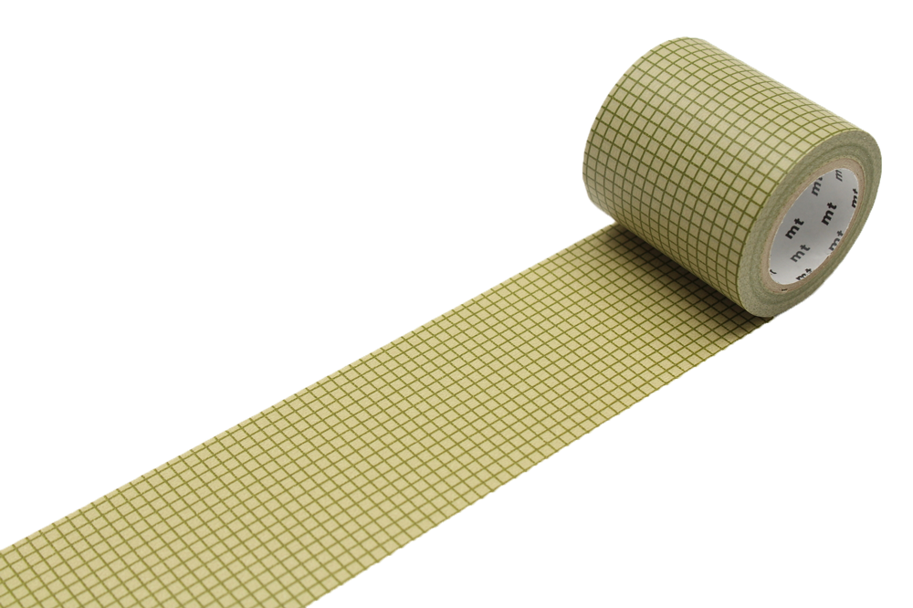 MT washi tape casa Hougan moss 50 mm