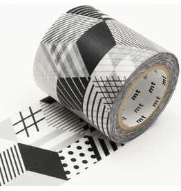 MT  MT washi tape casa Box monochrome 50 mm