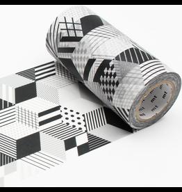 MT  MT washi tape casa Box monochrome 100 mm