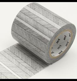 MT  MT washi tape casa Script border monochrome 50 mm