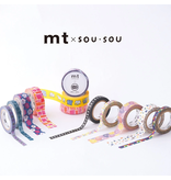 MT washi tape ex SOU.SOU So-su-u