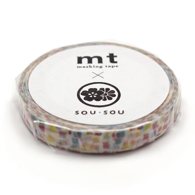 MT washi tape ex SOU.SOU Enoguzara
