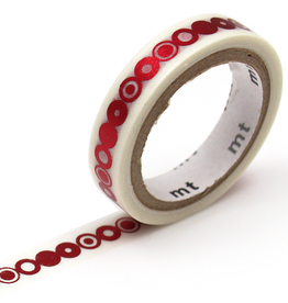 MT  MT washi tape fab metallic Ring