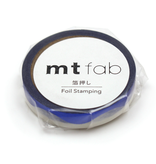 MT washi tape fab metallic Wave