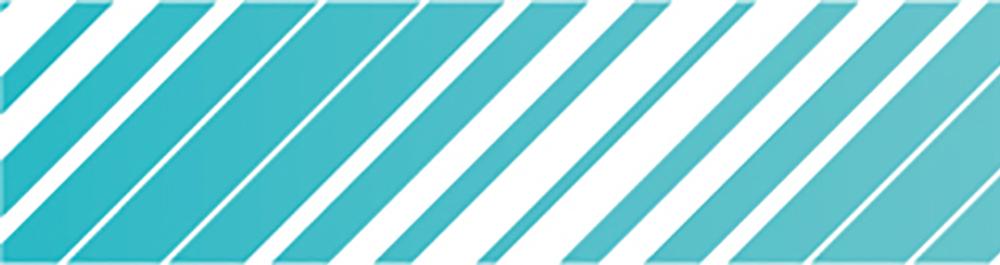 MT washi tape fab metallic Cascade stripe