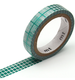 MT  MT washi tape fab metallic Grid