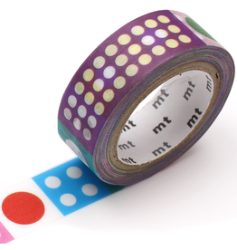 MT  MT washi tape Kapitza Polka dot ice