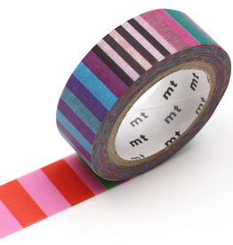 MT  MT washi tape Kapitza Candy stripe