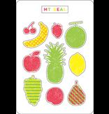 MT casa Seal Silhouette Fruit