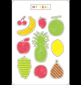 MT  MT casa Seal Silhouette Fruit