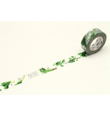 MT washi tape ex Seven herbs of spring