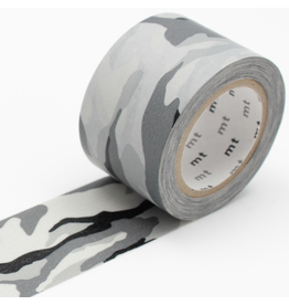 MT  MT washi tape ex camouflage monochrome