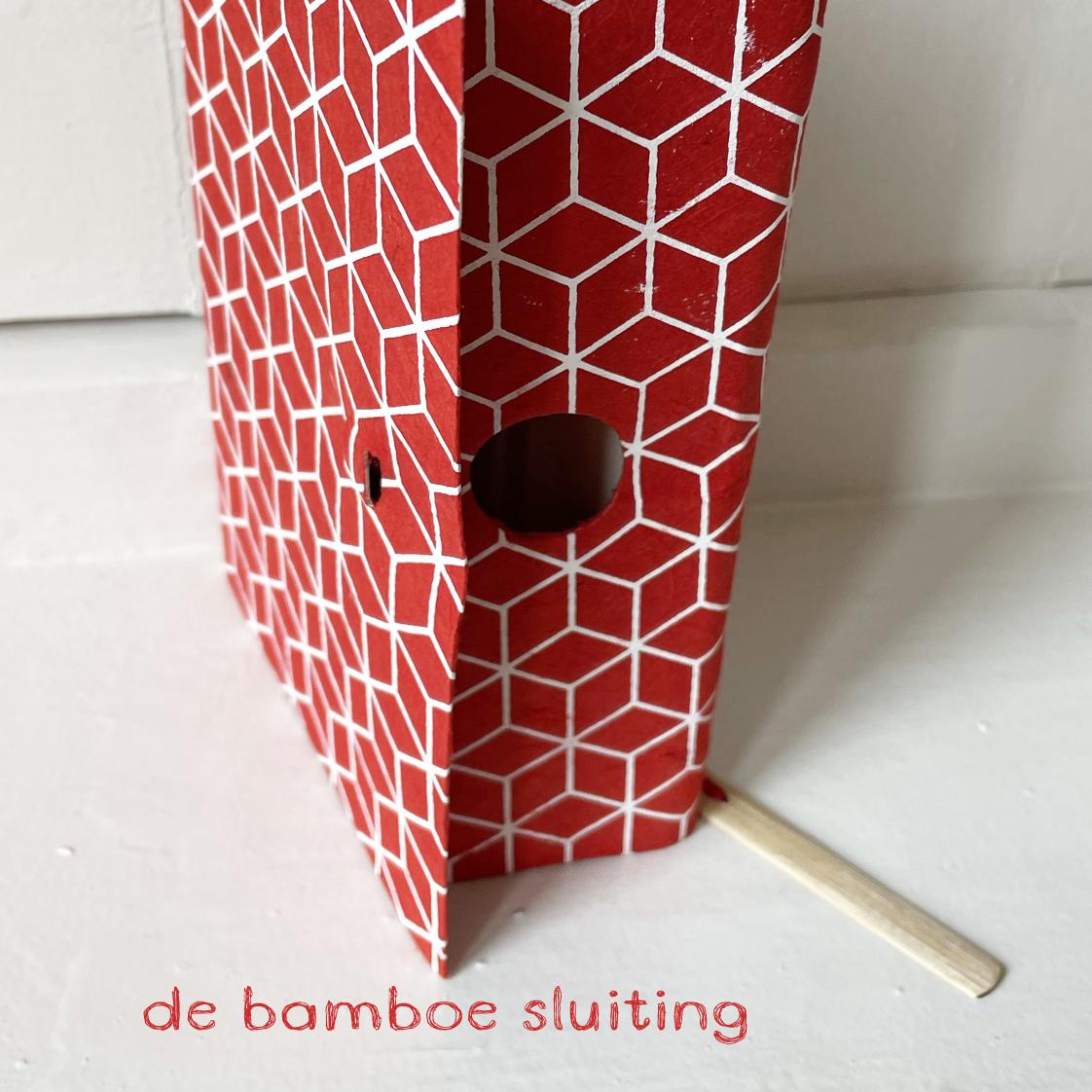 Lamali Bamboo Escapade Notebook drops